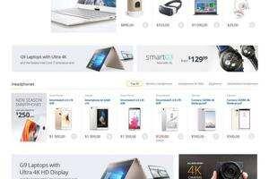 Electro 主题专业汉化版 -电子电器商店WooCommerce主题