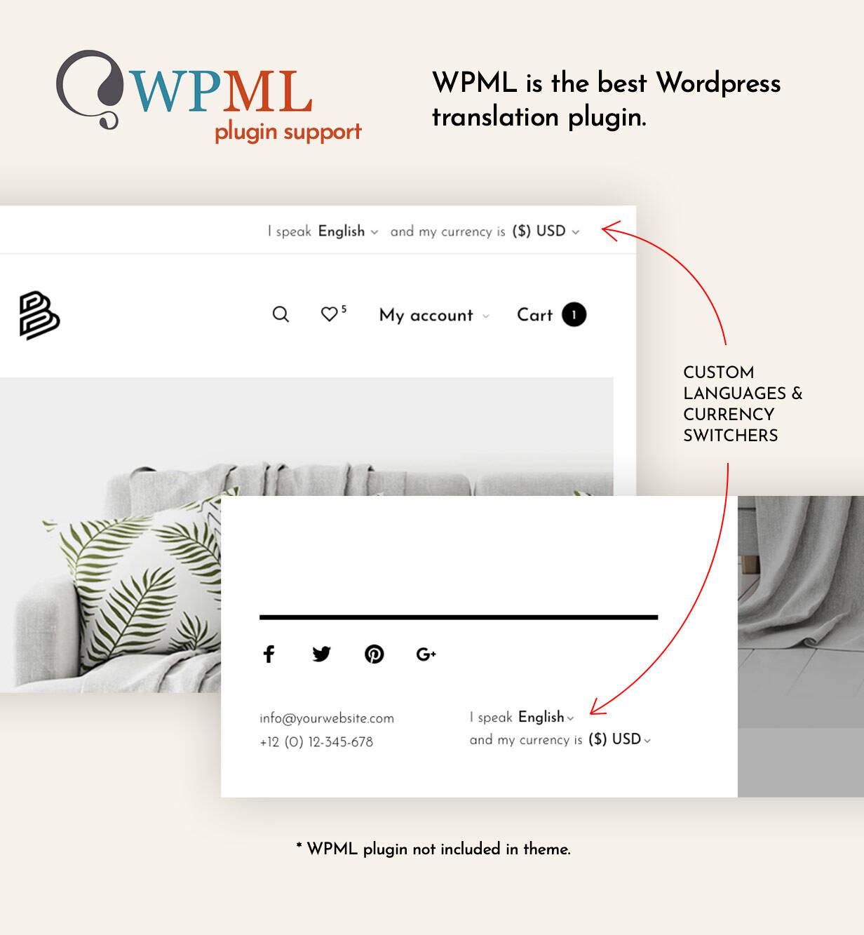 Barberry 汉化主题-WordPress Woocommerce现代商业主题