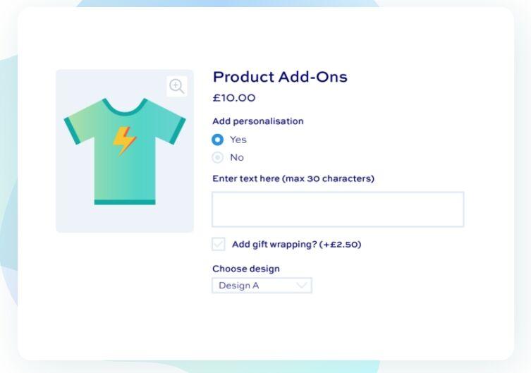 WooCommerce Product Add-Ons Ultimate商城产品字段自定义插件