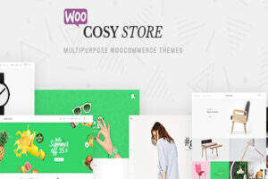 Cosi – 多用途WooCommerce 商城WordPress主题