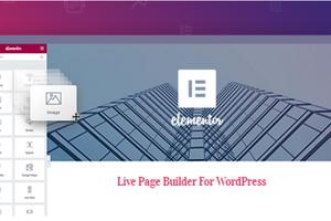 Elementor汉化版-WordPress可视化编辑插件