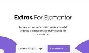 Elementor Extras汉化版- Elementor控件和扩展插件