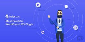 Tutor LMS Pro 汉化版-WordPress强大的在线教育系统插件