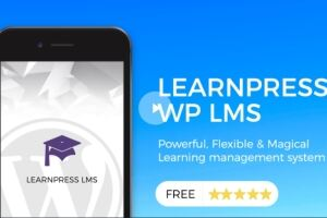 LearnPress 最新版-WordPress  在线教育LMS 系统插件
