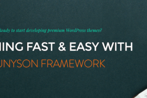 Unyson汉化版-WordPress高级开发框架插件