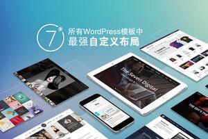 The7 汉化版-WordPress多功能主题