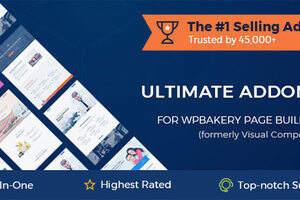 Ultimate Addons for WPBakery Page Builder汉化版-WordPress插件