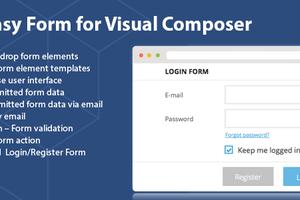 DHVC Form汉化版-WPBakery表格设计器组件插件