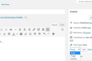 Post Type Switcher-WordPress文章类型修改插件