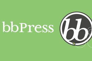 bbPress 中文汉化版-WordPress轻型论坛插件
