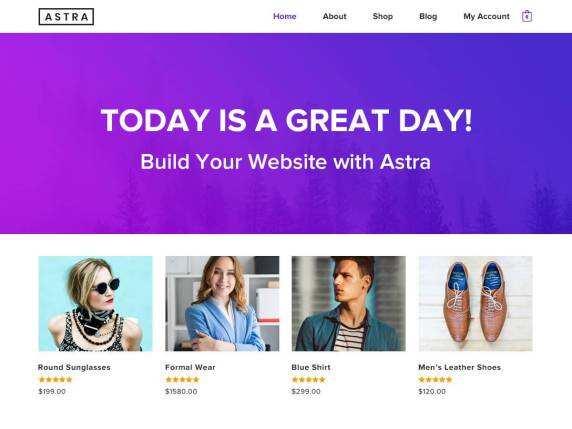 WordPress Astra主题