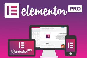 Elementor最新Pro版的模板大全1G大汇集 – 从此建站不用愁