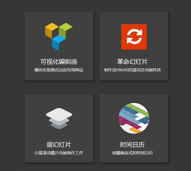 Bridge汉化主题 响应式拖拽编辑的html5响应式网站模板 wordpress主题-云典网