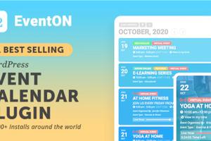 EventOn 汉化版 -WordPress活动日历插件