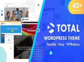 Total主题- 简洁快速响应WordPress主题