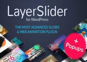 LayerSlider 汉化版-WordPress高级视差幻灯片插件