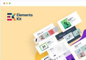 ElementsKit Pro汉化版-Elementor终极扩展插件