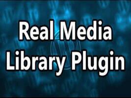 Real Media Library 汉化版-wodpress媒体库管理插件