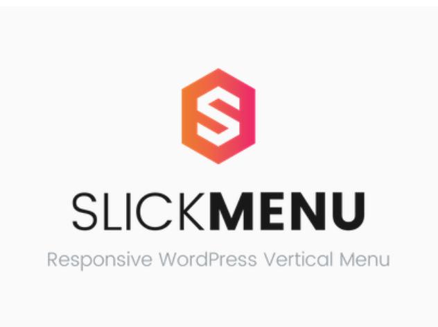 Slick Menu Pro汉化版-WordPress响应式菜单插件