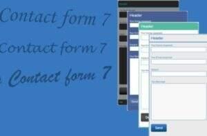 Custom Skins Contact Form 7 汉化版-WordPress自定义皮肤插件