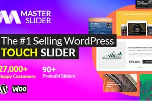 Master Slider Pro汉化版 -WordPress多功能幻灯片插件