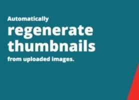 Regenerate Thumbnails Advanced汉化版-WordPress高级缩略图重新生成插件